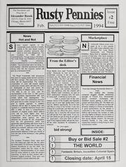 Rusty Pennies: February 1994, No. 2