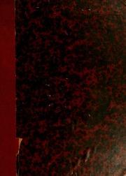 Révision des Donacidées du Museum d-histoire naturelle