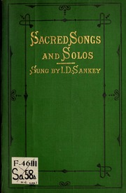 sacred songs and solos pdf free download