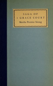 Saga of 1 Grace Court