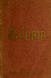 Salome : drama in einem aufzuge
