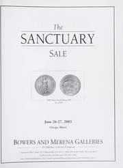 The Sanctuary Sale