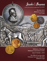 The June 2014 Baltimore Auction, U.S. Coins