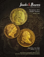 The January 2014 NYINC Auction, World Coins