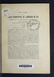 Coup d-oeil sur les forces productives de l-Amérique du Sud, conférence faite à la Société philomathique, le 1er septembre 1882