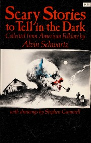 Scary stories to tell in the dark book pdf