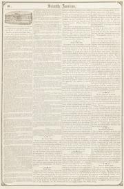 Scientific American: 1854