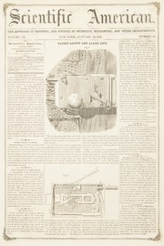 Scientific American: 1856
