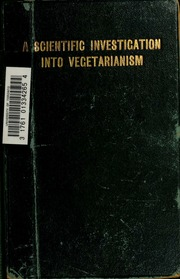 A plea for vegetarianism and other essays