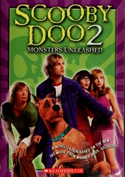 Scooby Doo 2 Monsters Unleashed Weyn Suzanne Free Download Borrow And Streaming Internet Archive
