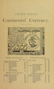 Scott's Standard Catalogs. No. 2. Paper Money [Second Edition]