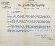 Scovill contract discussion