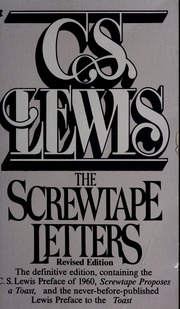 Download the free screwtape epub letters