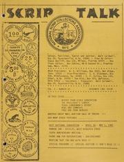 Scrip Talk: December 1981 Issue