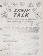 Scrip Talk: July 1975 Issue