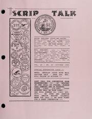 Scrip Talk: October 1993 Issue