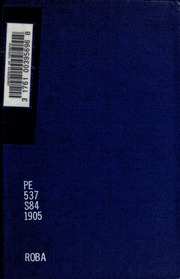 Second Middle English Primer: Extracts from Chaucer, with ...