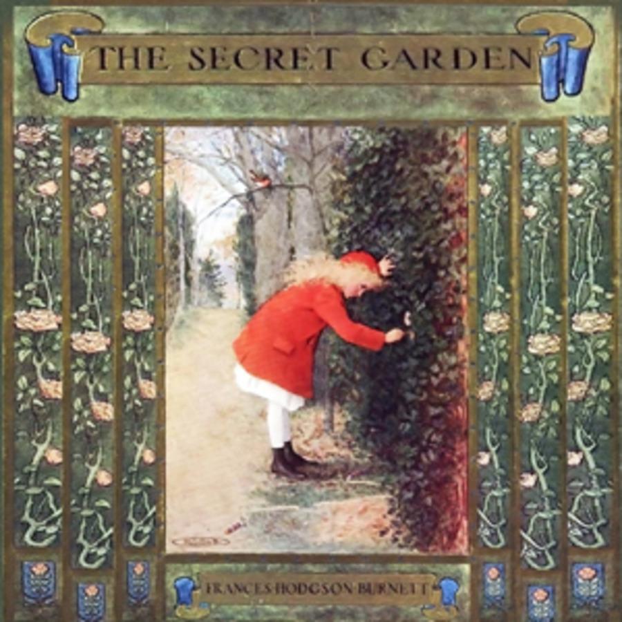 The Secret Garden : Frances Hodgson Burnett : Free Download