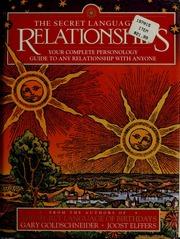 The Secret Language Of Relationships Ebook