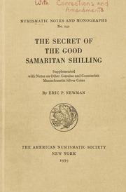 Secret of the Good Samaritan Shilling