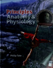 Seeley S Principles Of Anatomy Physiology Tate Philip Free