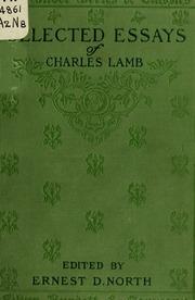 selected essays of elia charles lamb Charles lamb selected essays of charles lamb find loads of the selected essays of download, selected essays of charles lamp essays of elia by charles lamb review.