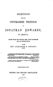 an analysis of the writing of jonathan edwards and benjamin franklin Benjamin franklin vs jonathan edwards if you have ever read jonathan edward's sinners in the hands of an angry god and benjamin franklin's the autobiography you will clearly see a difference in their ideas concerning moral perfection.