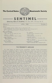 Sentinel [The Centinel], vol. 5, no. 2