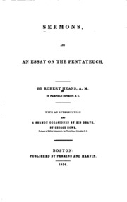 essay on pentateuch The composition of the pentateuch in recent european interpretation [atlanta: sbl press, 2006]) accordingly, the main division in genesis to numbers is to be found between p a third kind of essay (notably in part 6, but also in every other part.