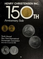 Sesquicentennial public and mail auction sale ... [12/11-12/1981]