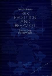 Sex evolution and behavior