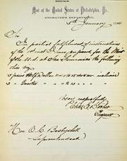 San Francisco Dies for 1894 (1-5-1894)