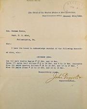 San Francisco Dies received (1-28-1896)