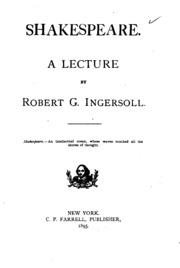 robert g. ingersoll secularism essay