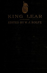 harold bloom essay king lear King lear (bloom's modern critical interpretations structure of king lear an introductory essay and editor's note by harold bloom and includes a.