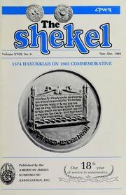 The Shekel, vol. 18, no. 6