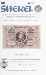 The Shekel Vol. 52 No. 3