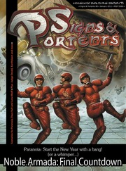 Signs and portents issue 8 mongoose publishing free for Sign and portents