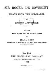 essays by richard steele