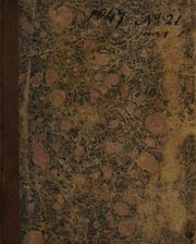 Sketch-book No. 21--January 1-April 15, 1847, No. 21