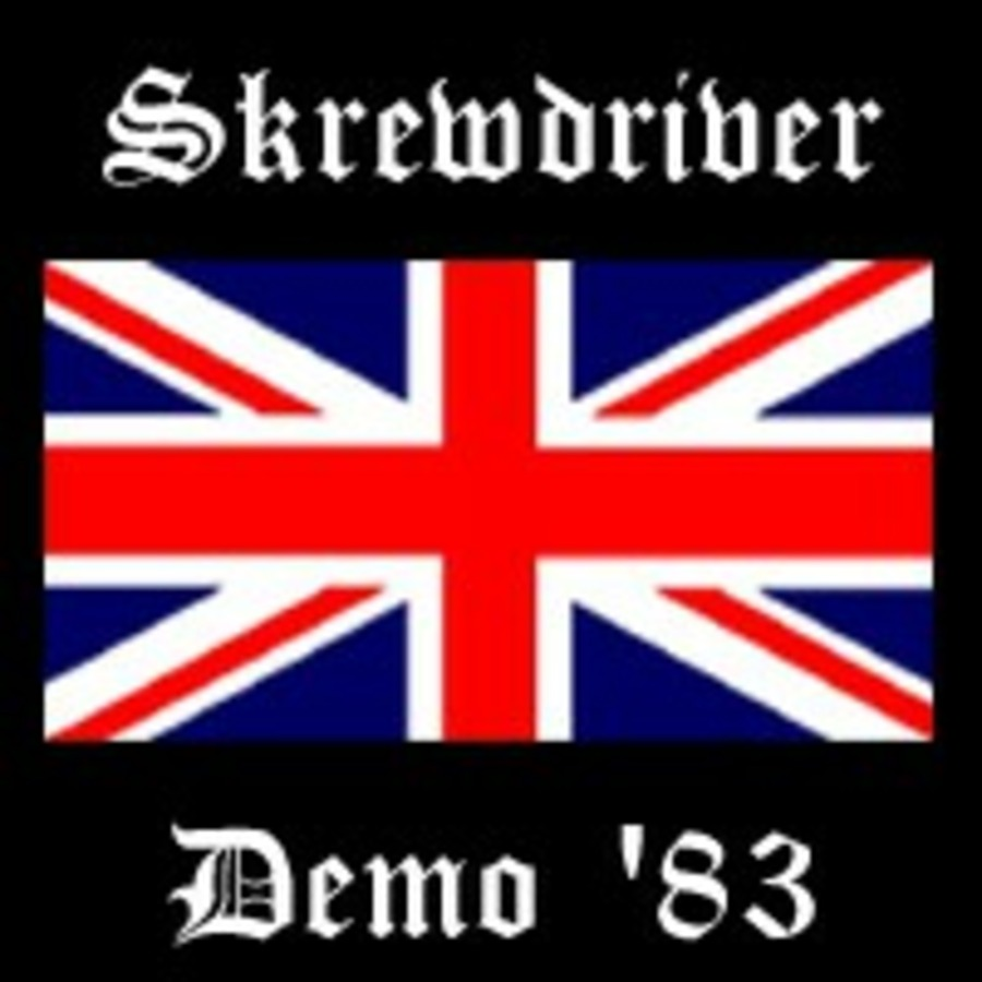 Skrewdriver - Demo '83 (1983) : Free Download, Borrow, and ...