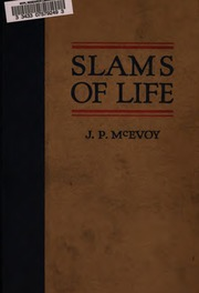 Image result for J. P. McEvoy,  Slams of Life: With Malice for All, and Charity Toward None