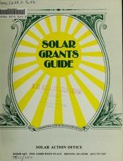 Solar grants guide