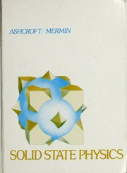 ashcroft and mermin solid state physics pdf free download