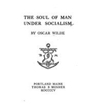 the soul of man under socialism free pdf download