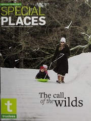 Vol 2015 Winter Vol. 23 No. 4: Special places : a newsletter of The Trustees of Reservations