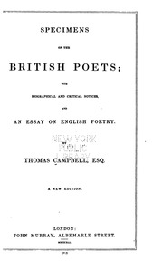the evolution of british poetry essay The elizabethan age is the golden age of english are unequalled in elizabethan poetry evolution writers the price of your order will.
