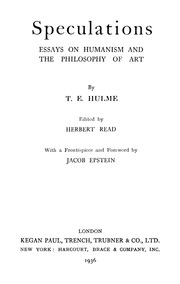 Essays on humanism and the philosophy of art