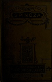 spinoza four essays Spinoza and the rise of liberalism, (boston 1958), p 49: it doubtless was spinoza jan van den berg, quaker and chiliast: the contrary thoughts ofwilliam ames and peter serrarius, in r buick knox, editor reformation, conformity and dissent: essays in honour ofgeoffrey nuttall, (london 1977), pp 182-183, said it definitely was spinoza.