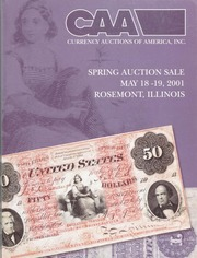Spring Auction Sale